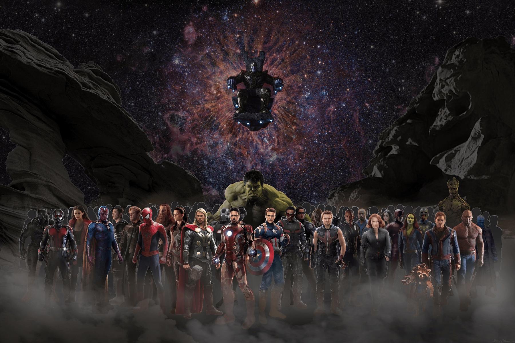 avengers: infinity war hd desktop wallpapers | 7wallpapers