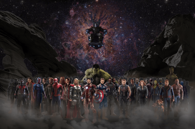 Avengers: Infinity War widescreen wallpapers
