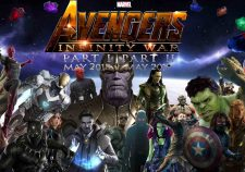 Avengers: Infinity War Desktop wallpaper
