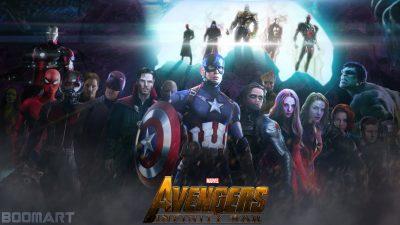 Avengers: Infinity War Free