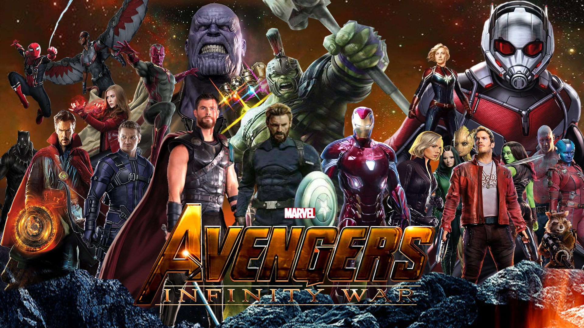 Avengers Infinity War Hd Wallpapers 7wallpapersnet