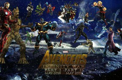 Avengers: Infinity War High