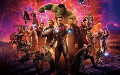 Avengers: Infinity War Wallpaper for computer