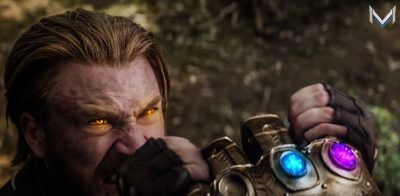 Avengers: Infinity War Glamour