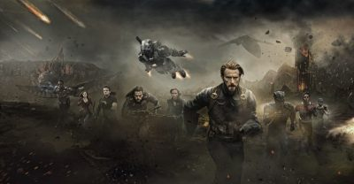 Avengers: Infinity War Beautiful