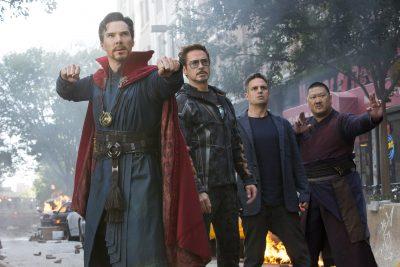 Avengers: Infinity War Walls