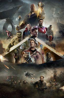 Avengers: Infinity War Hot