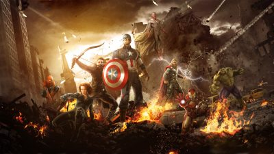 Avengers: Infinity War Free pics