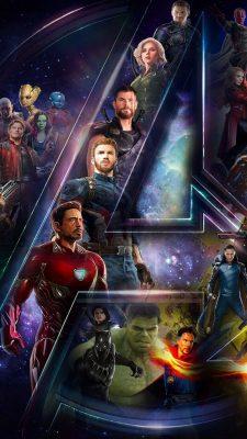 Avengers: Infinity War iPhone wallpapers