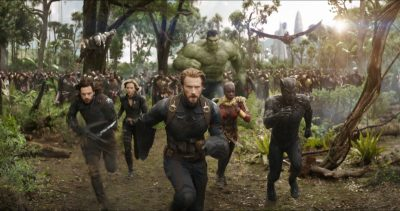 Avengers: Infinity War Funny