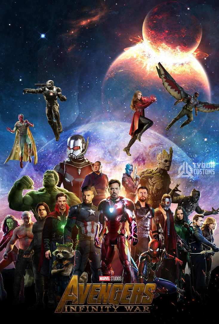 Avengers: Infinity War HD pics Avengers: Infinity War For mobile