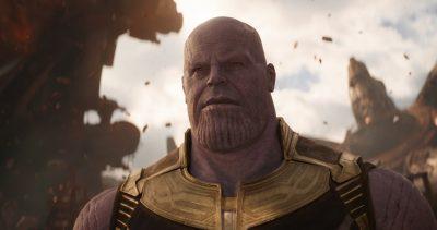 Avengers: Infinity War Quality desktop