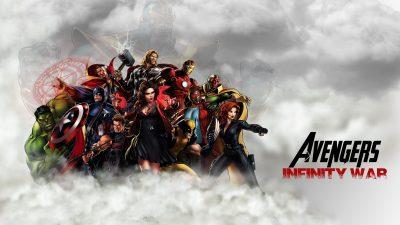 Avengers: Infinity War New