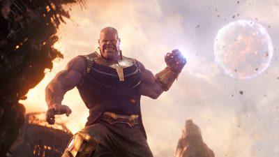 Avengers: Infinity War Top