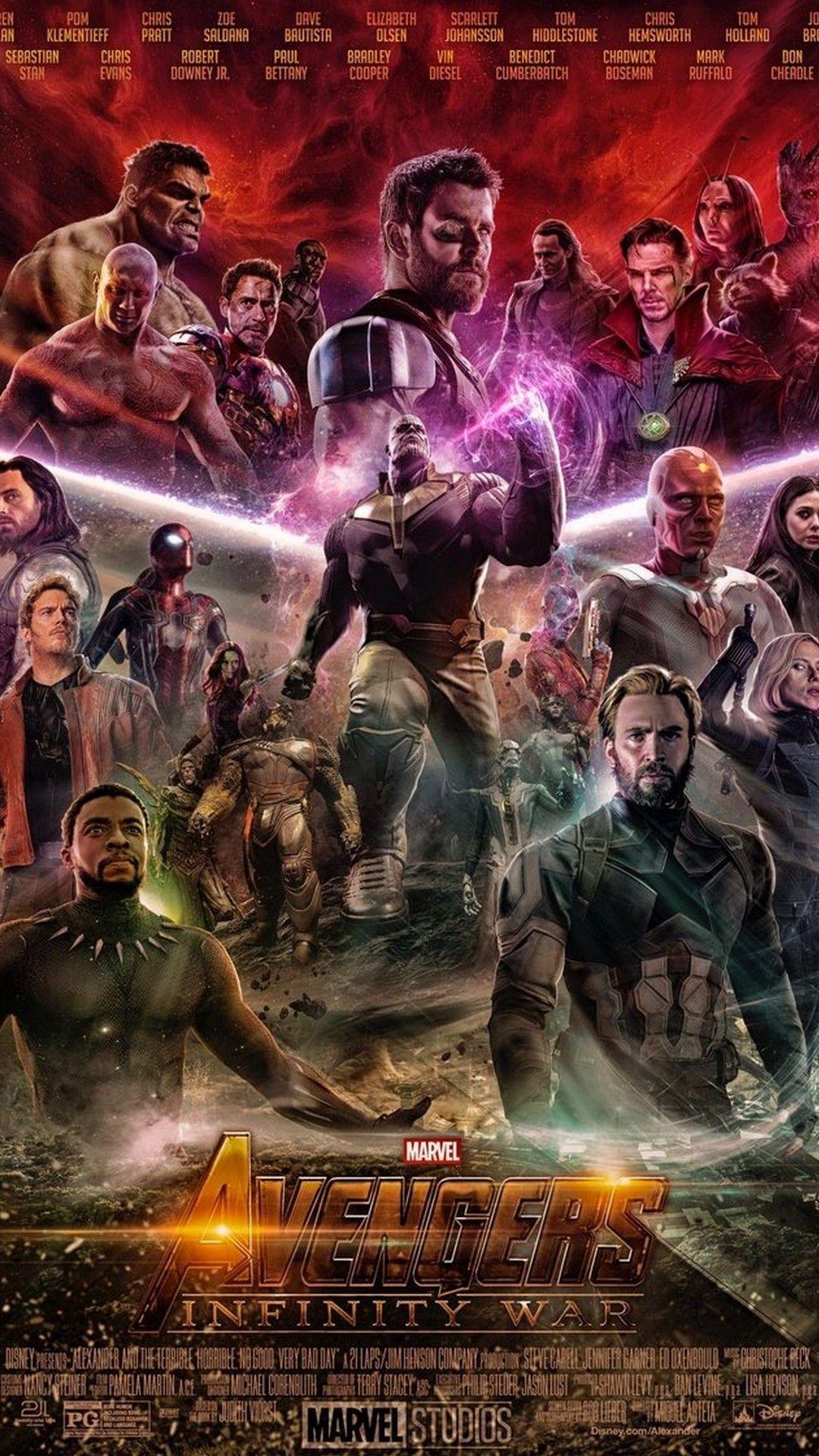Avengers Infinity War Hd Wallpapers 7wallpapers Net
