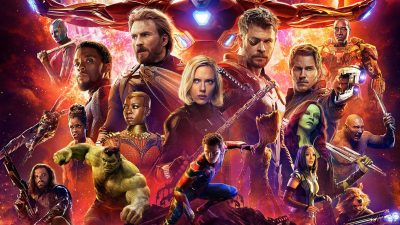 Avengers: Infinity War PC wallpapers