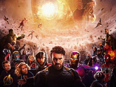 Avengers: Infinity War Pictures