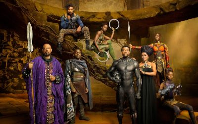 Black Panther movie HD pictures