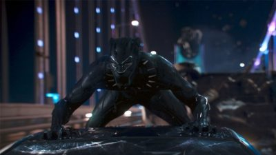 Black Panther movie Desktop wallpaper