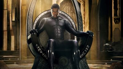 Black Panther movie Widescreen