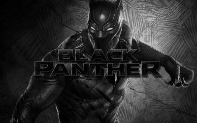 Black Panther movie widescreen wallpapers