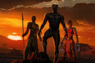 Black Panther movie HQ wallpapers