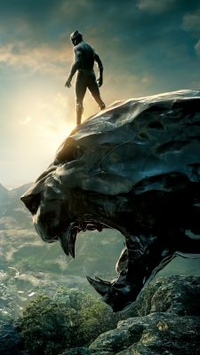 Black Panther movie For mobile