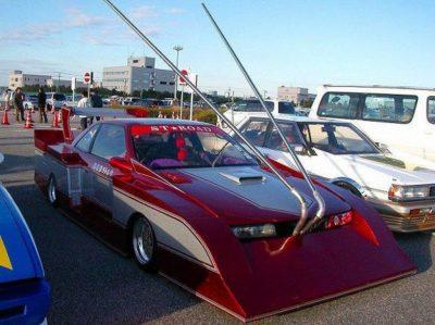 Bosozoku cars widescreen wallpapers