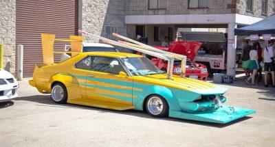 Bosozoku cars Widescreen