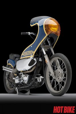 Bosozoku motorcycle For mobile