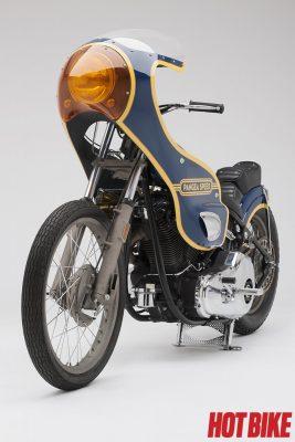 Bosozoku motorcycle High