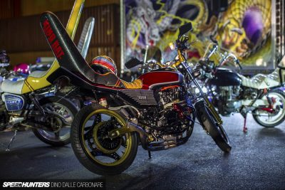 Bosozoku motorcycle HD pictures