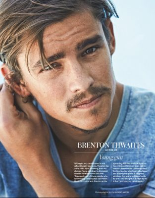 Brenton Thwaites Wallpapers hd
