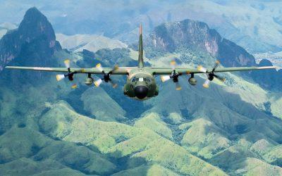 C-130 Hercules HQ wallpapers