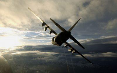 C-130 Hercules Widescreen for desktop