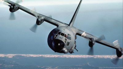 C-130 Hercules Widescreen
