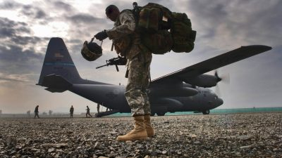 C-130 Hercules Background