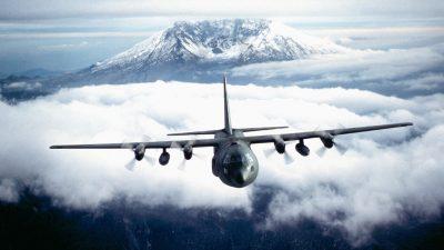C-130 Hercules Screensavers