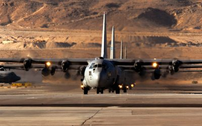 C-130 Hercules Wallpaper