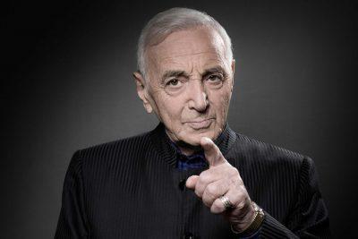 Charles Aznavour Wallpaper