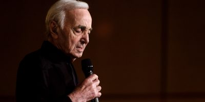 Charles Aznavour widescreen wallpapers
