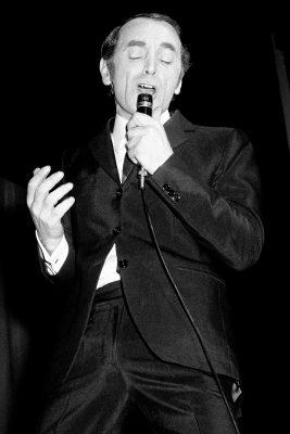 Charles Aznavour HD pics