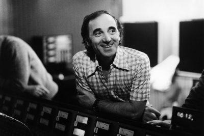 Charles Aznavour Background