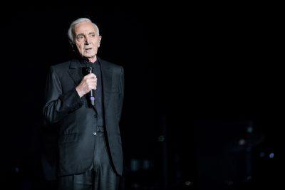 Charles Aznavour Screensavers