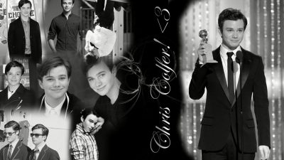 Chris Colfer HQ wallpapers