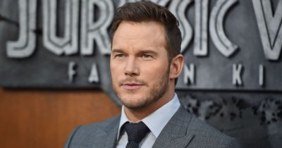 Chris Pratt Background