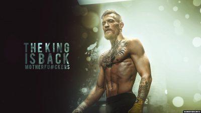 Conor McGregor Background