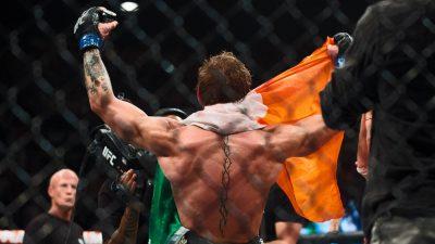 Conor McGregor Free