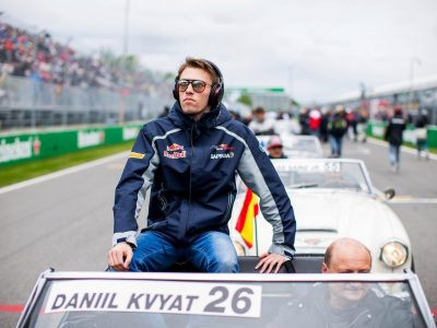 Daniil Kvyat Wallpapers hd