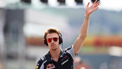 Daniil Kvyat HD pictures